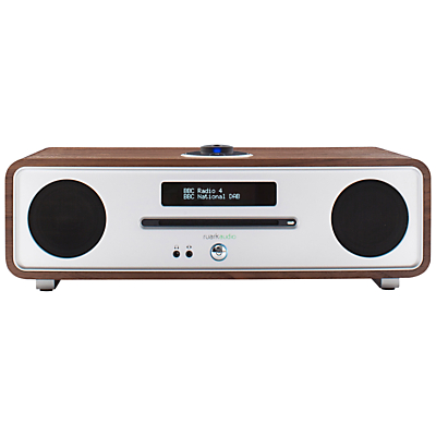 Ruark R4 MK3 DAB/DAB+/FM Radio & CD Bluetooth All-In-One Music System with OLED Display