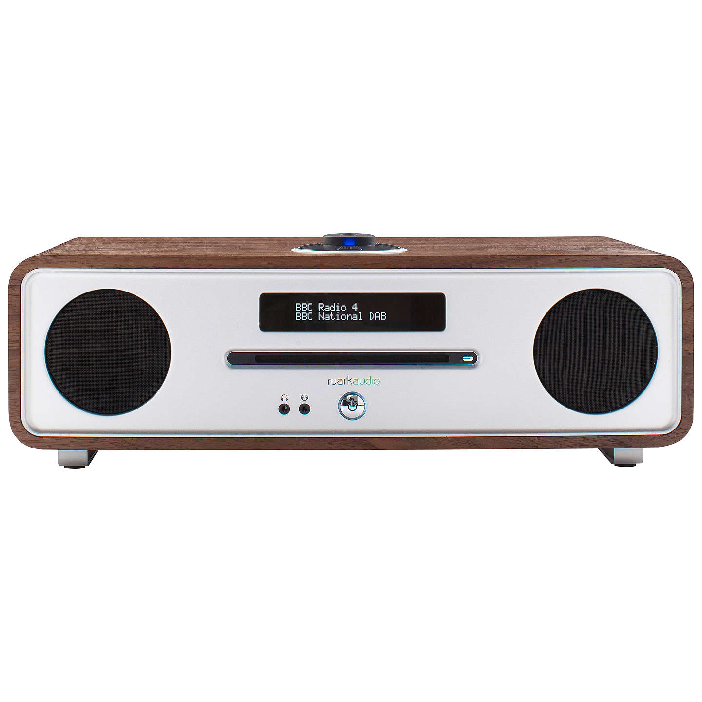 ruark r4 mk3 dab dab fm radio cd bluetooth all in one. Black Bedroom Furniture Sets. Home Design Ideas