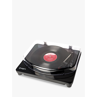 Image of ION Air LP USB Turntable with Bluetooth
