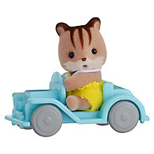 Buy Sylvanian Families Squirrel Baby Case Online at johnlewis.com