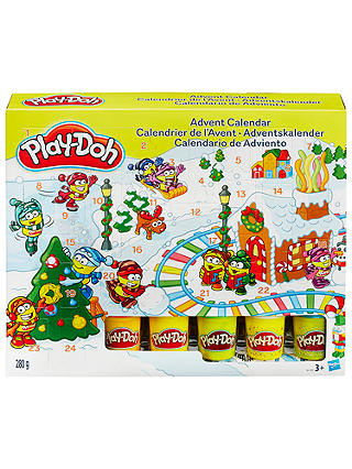 Buy Play-Doh Advent Calendar Online at johnlewis.com