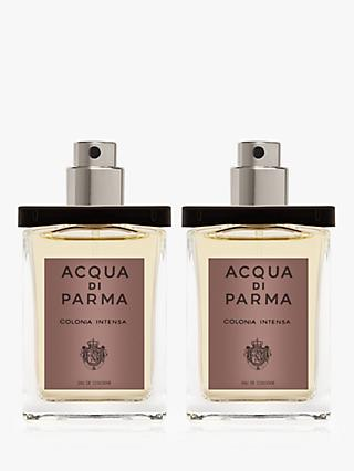 Acqua di Parma Colonia Intensa Travel Spray Refill, 2 x 30ml