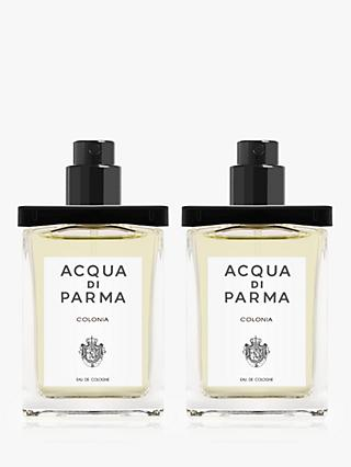 Acqua di Parma Colonia Travel Spray Refill, 2 x 30ml
