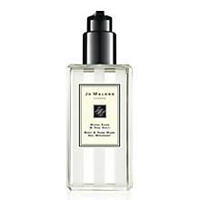 Buy Jo Malone London Wood Sage & Sea Salt Body & Hand Wash Gel, 250ml Online at johnlewis.com