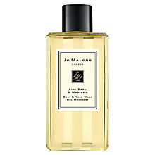 Buy Jo Malone London Lime Basil & Mandarin Body & Hand Wash Online at johnlewis.com