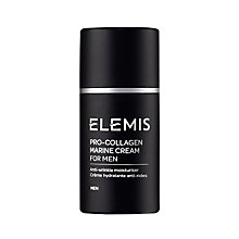 Buy Elemis Pro-Collagen Marine Cream, 30ml Online at johnlewis.com