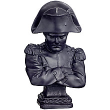 Buy Cire Trudon Napoleon Bust Candle, Black Online at johnlewis.com