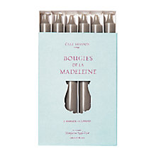 Buy Cire Trudon Madeleine Tapered Dinner Candles, Set of 6 Online at johnlewis.com