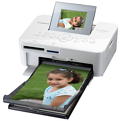 Canon SELPHY CP1000 Portable Photo Printer