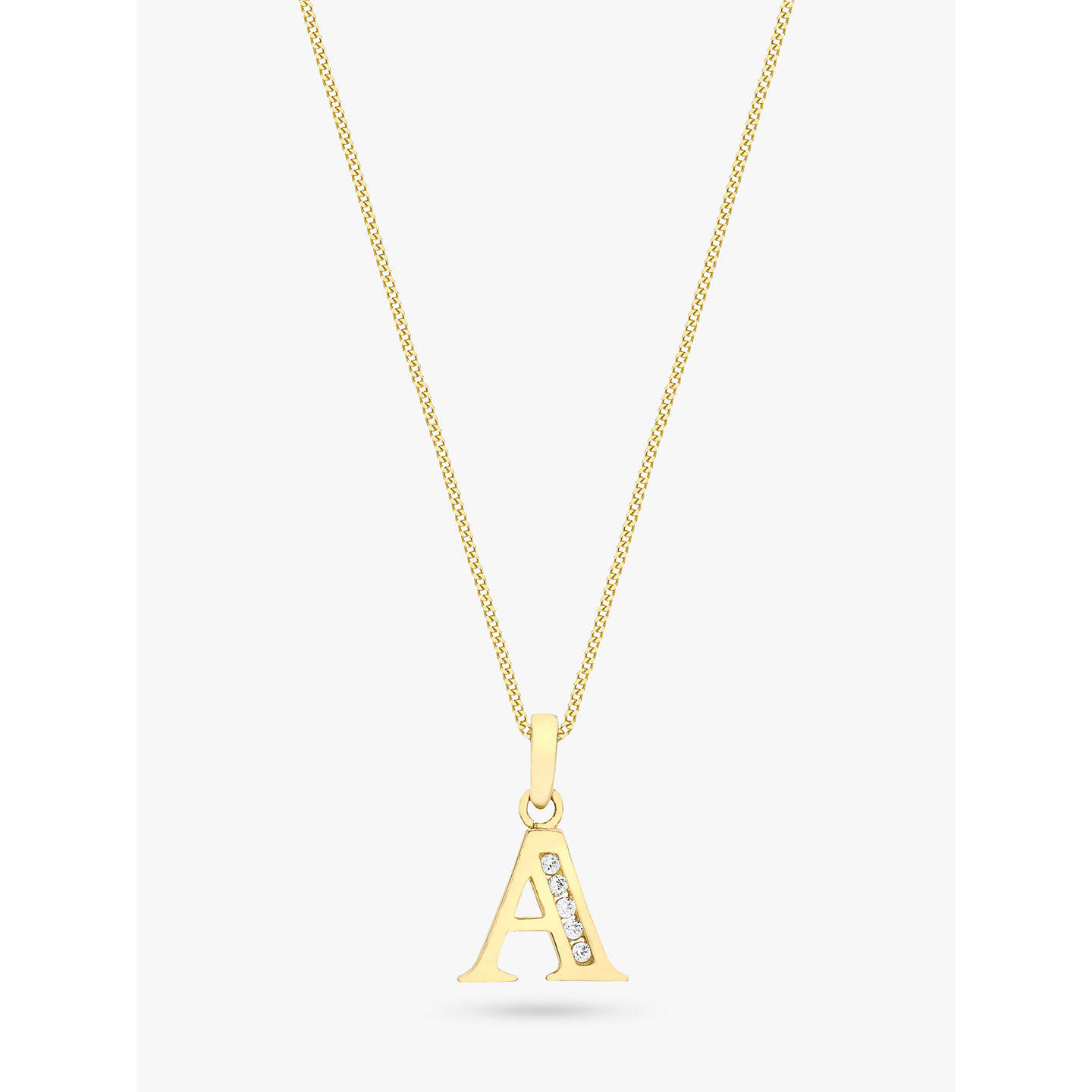 a pendant icing xl quot us necklace initial