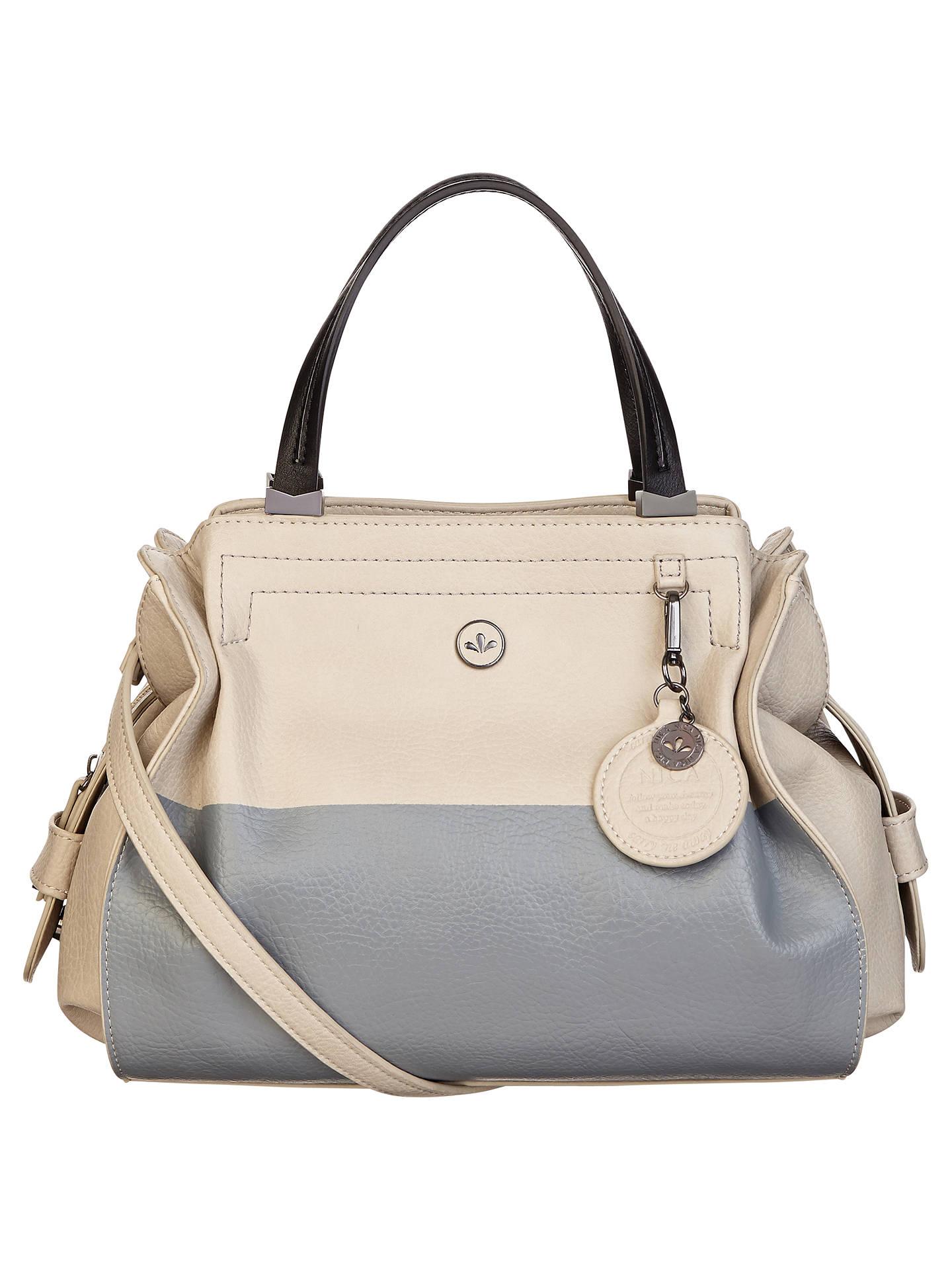1af290972e8 Buy Nica Ava Grab Bag, Stone Online at johnlewis.com ...