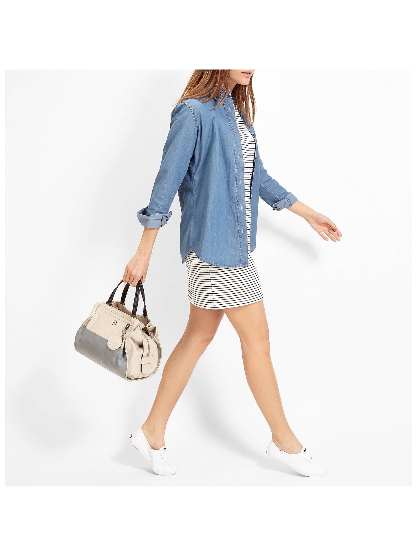 b3e527328f2 ... Buy Nica Ava Grab Bag, Stone Online at johnlewis.com