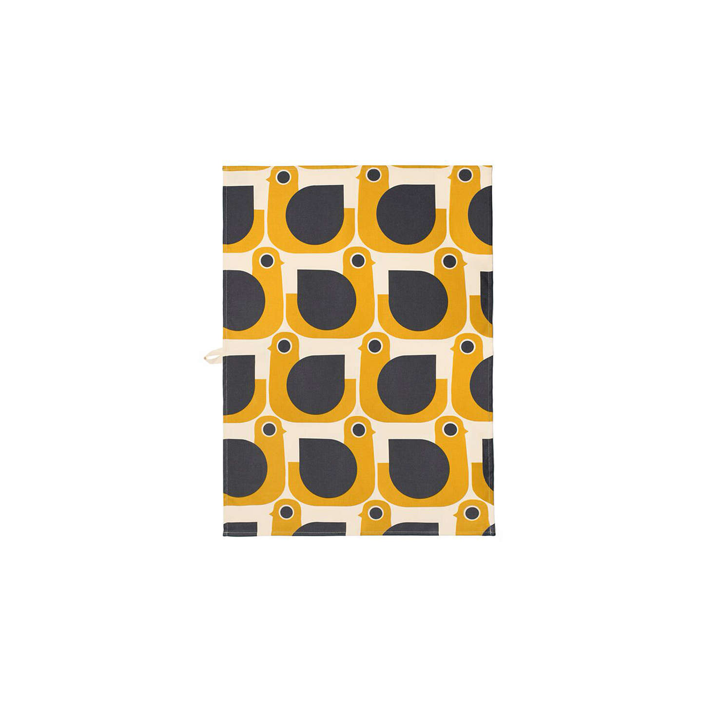 BuyOrla Kiely Hen Tea Towel, Set of 2 Online at johnlewis.com