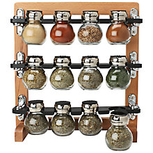 Buy Olde Thompson 12-Jar Spice Rack Online at johnlewis.com