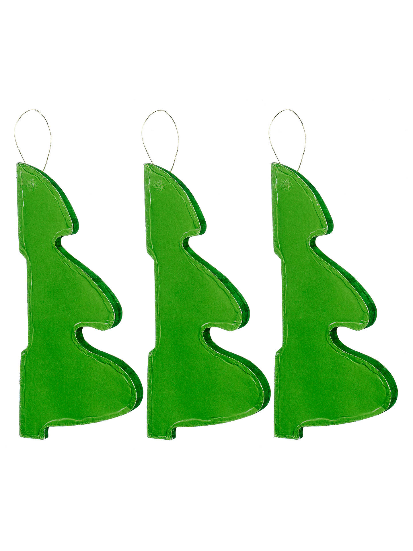 BuyPaper Joy Mini Honeycomb Trees, Pack of 3 Online at johnlewis.com