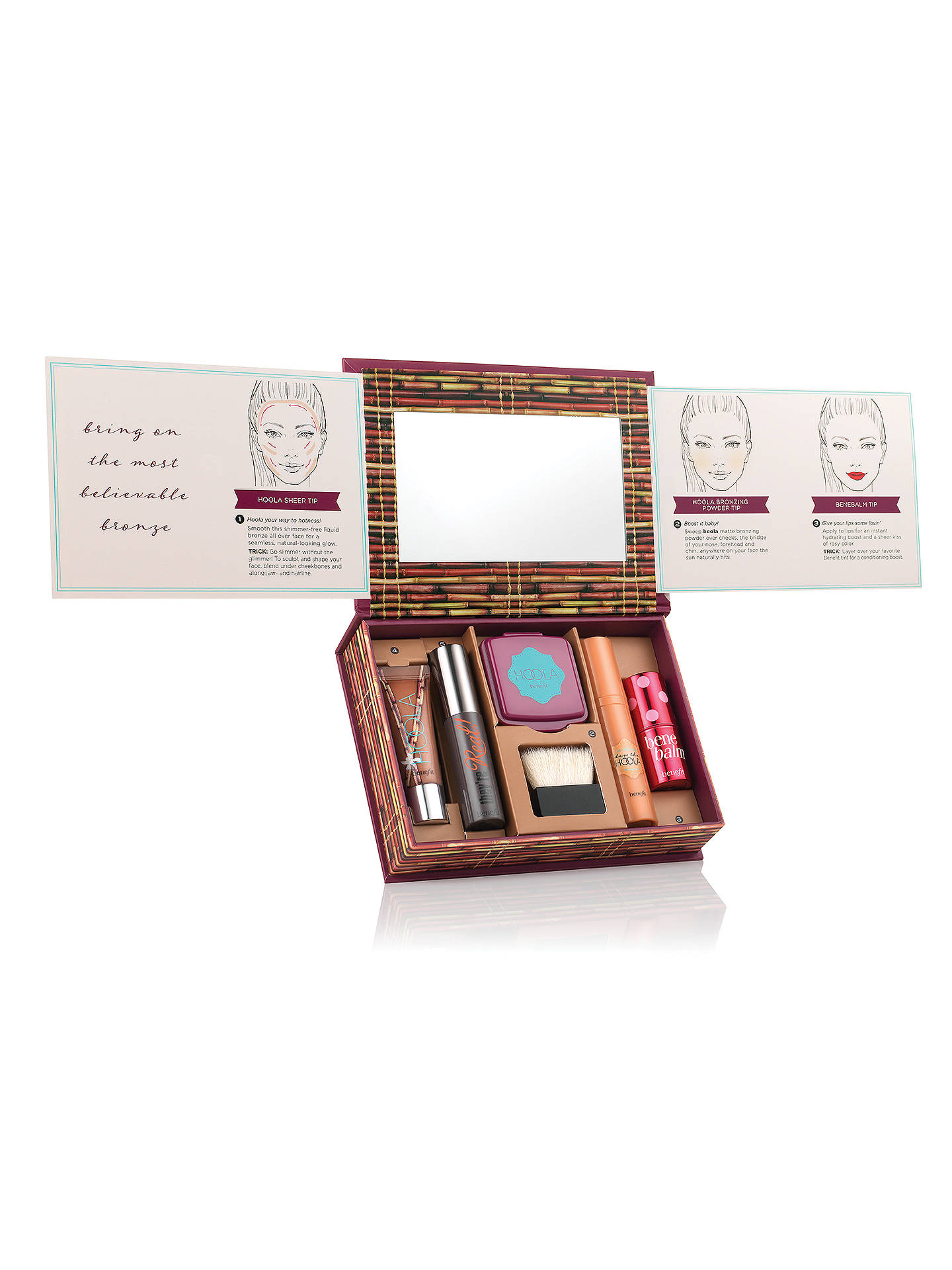 Buy Benefit Do the Hoola Beyond Bronze Kit Online at johnlewis.com