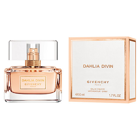 Buy Givenchy Dahlia Divin Eau de Toilette Online at johnlewis.com