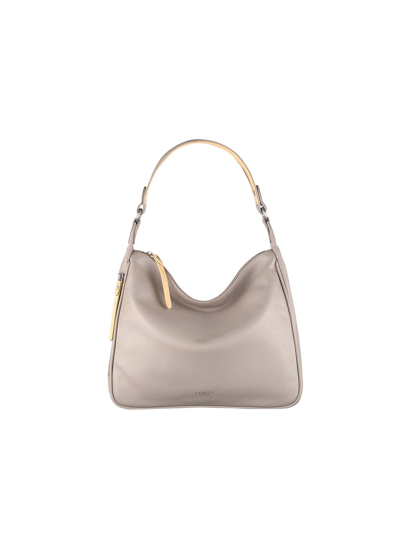 ce625ee8051d Radley Frith Street Medium Leather Hobo Bag at John Lewis   Partners