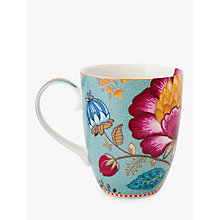 Buy PiP Studio Fantasy Mug, Large, Blue Online at johnlewis.com
