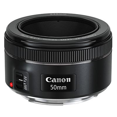 Image of Canon EF 50 F/1.8 STM Lens
