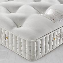 buy john lewis natural collection goat angora pocket spring mattress medium king size - Spring Mattress