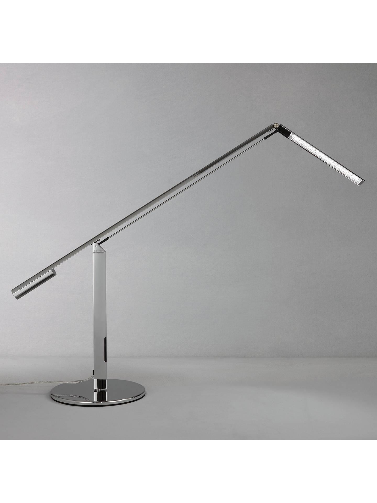 Koncept Equo Desk Lamp Chrome