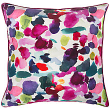 Buy bluebellgray Abstract Floor Cushion, Multi Online at johnlewis.com