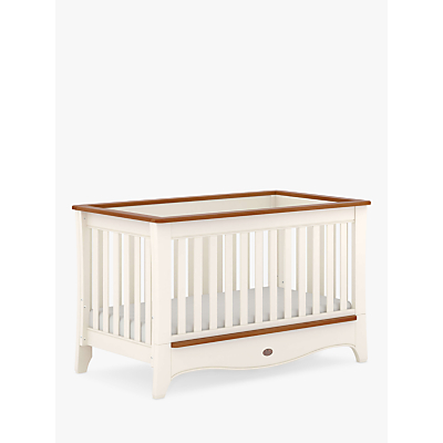 Boori Provence Convertible Plus Cotbed, Ivory/Honey