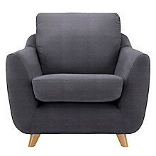 Buy G Plan Vintage The Sixty Seven Armchair, Tonic Charcoal Online at johnlewis.com