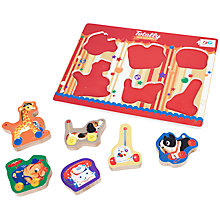 Buy Fisher-Price Heritage Puzzle Online at johnlewis.com