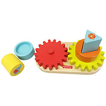 Buy Fisher-Price My First Stackable Blocks on Rotating Disks Online at johnlewis.com