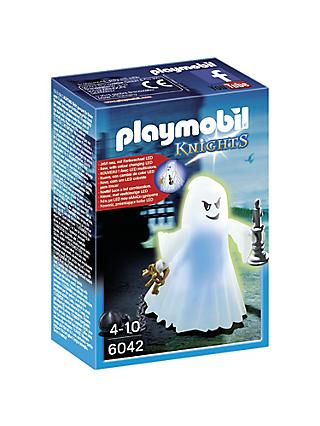 Playmobil Knights Castle Ghost With LED