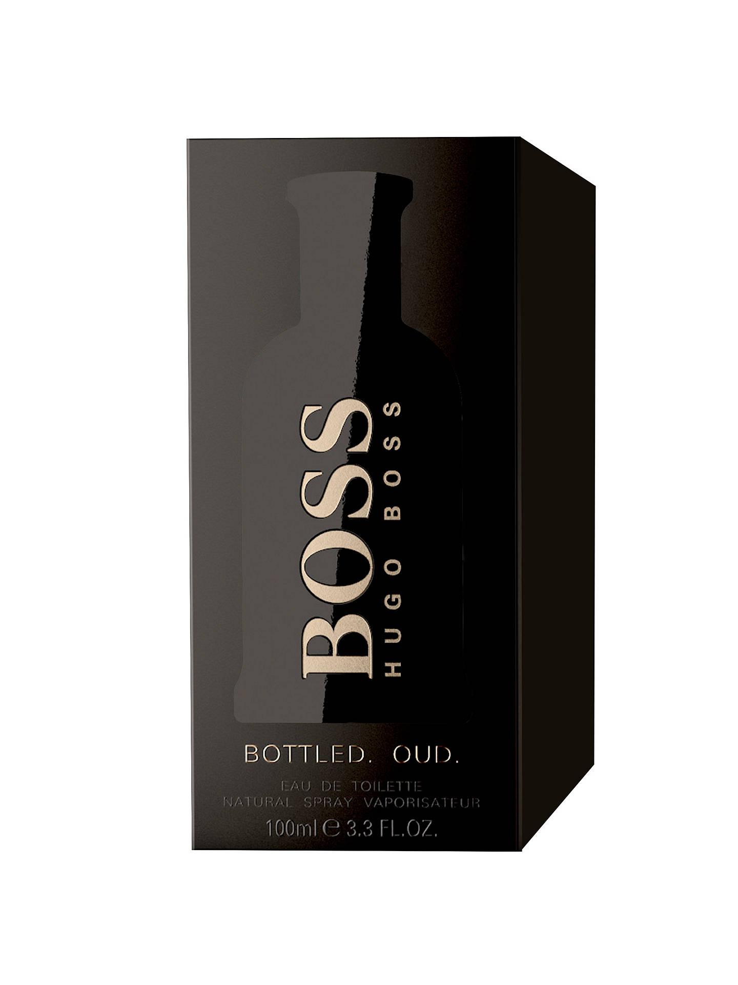 fcbd26eb4f0 ... Buy HUGO BOSS BOSS Bottled Oud Eau de Parfum, 100ml Online at  johnlewis.com ...