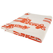 Buy John Lewis Giraffe Baby Pram Blanket Online at johnlewis.com