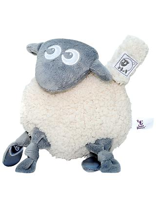 Ewan The Dream Sheep Snuggly Baby Comforter, Grey