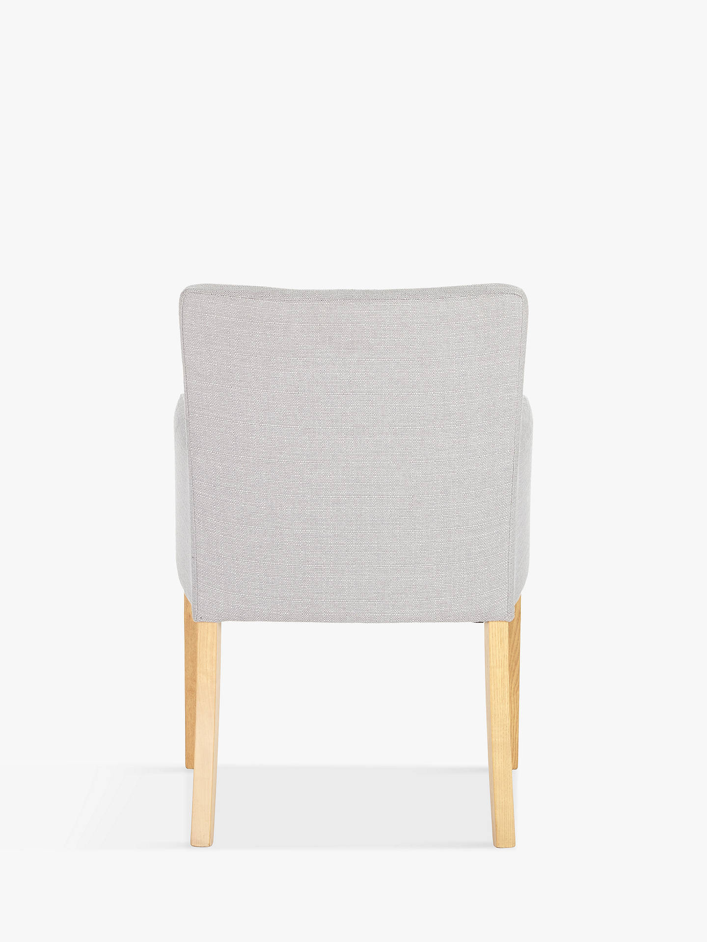 BuyJohn Lewis & Partners Helene Dining Chair, Glacia Grey Online at johnlewis.com