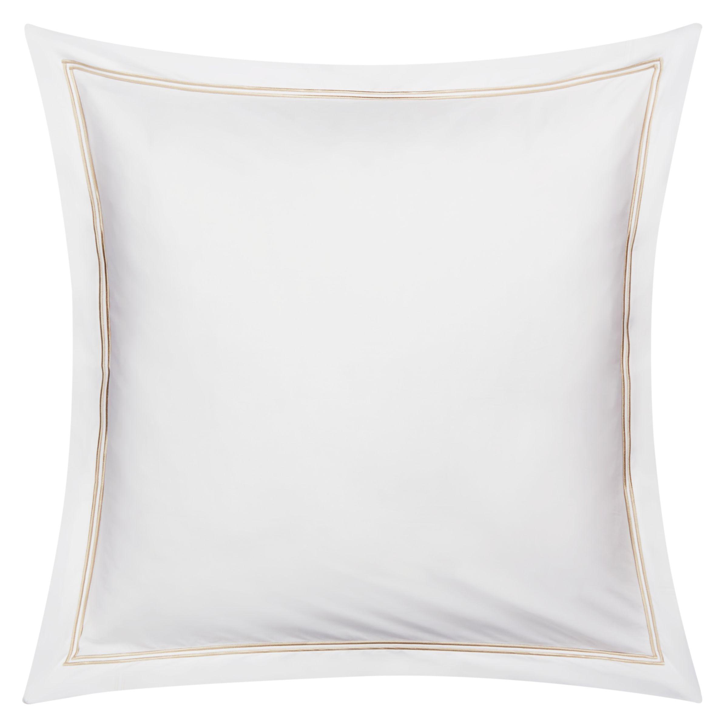 John Lewis Square Oxford Pillowcase 100