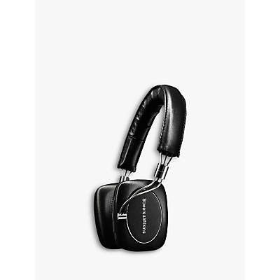 Image of Bowers & Wilkins P5 Wireless On-Ear Headphones, Black