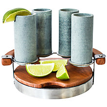 Buy Sparq Tequila Shooter, Set of 4 Online at johnlewis.com
