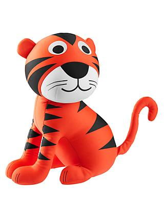 little home at John Lewis Tiger Soft Toy
