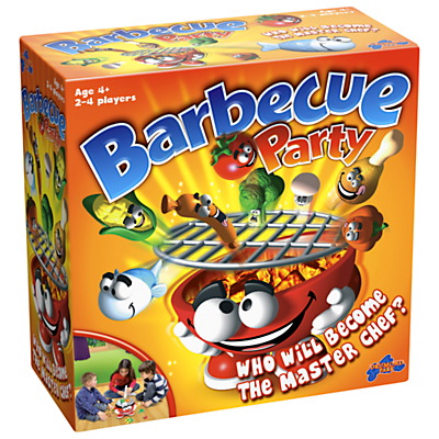 Image of Barbecue Party