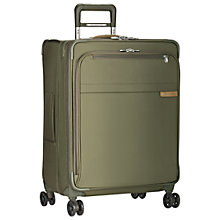 Buy Briggs & Riley Baseline Medium Expandable 4-Wheel Spinner Suitcase Online at johnlewis.com