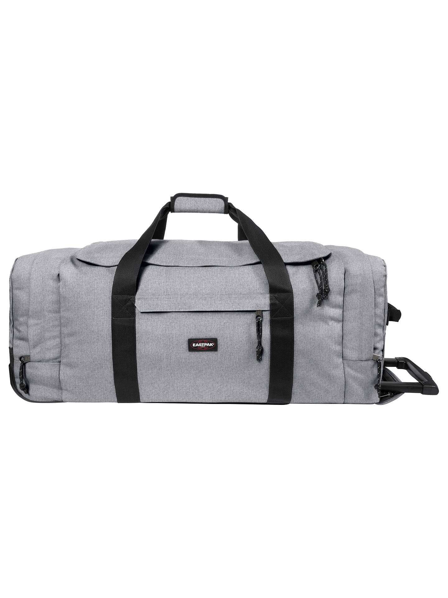 4c7e36c5cd Buy Eastpak Leatherface Large 2-Wheel Duffle Bag