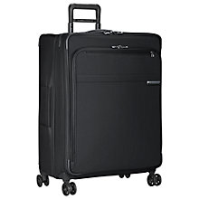 Buy Briggs & Riley Baseline Large Expandable 4-Wheel Spinner Suitcase Online at johnlewis.com
