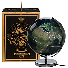 Buy Gentlemen's Hardware City Lights Globe Online at johnlewis.com