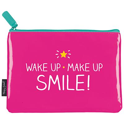 Happy Jackson Wake Up Cosmetic Bag