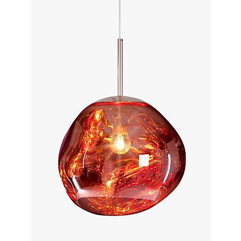 buy tom dixon melt mini ceiling light john lewis. Black Bedroom Furniture Sets. Home Design Ideas