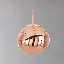 Buy Tom Dixon Melt Mini Ceiling Light Online at johnlewis.com
