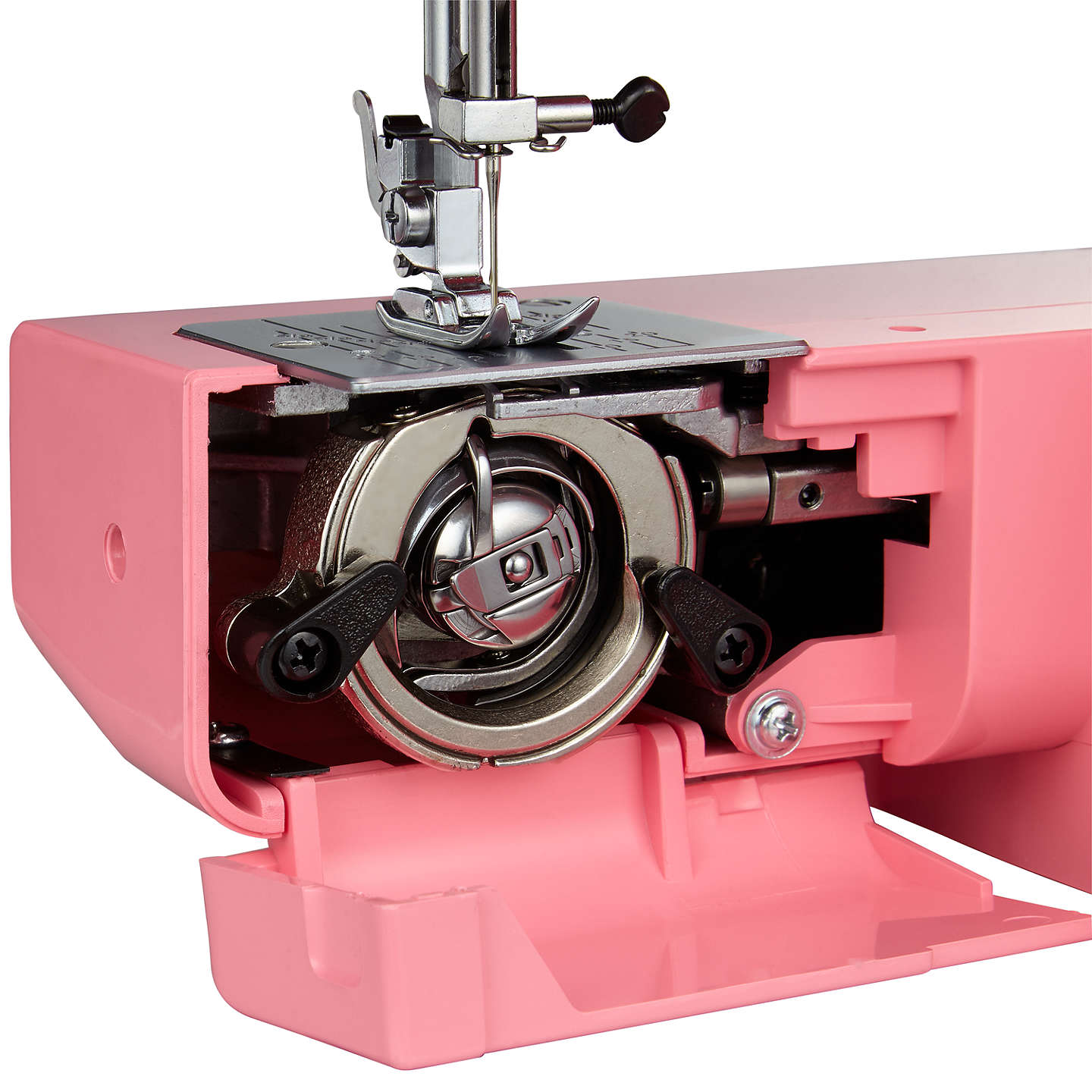 BuyJohn Lewis JL110 Sewing Machine, Pink Online at johnlewis.com