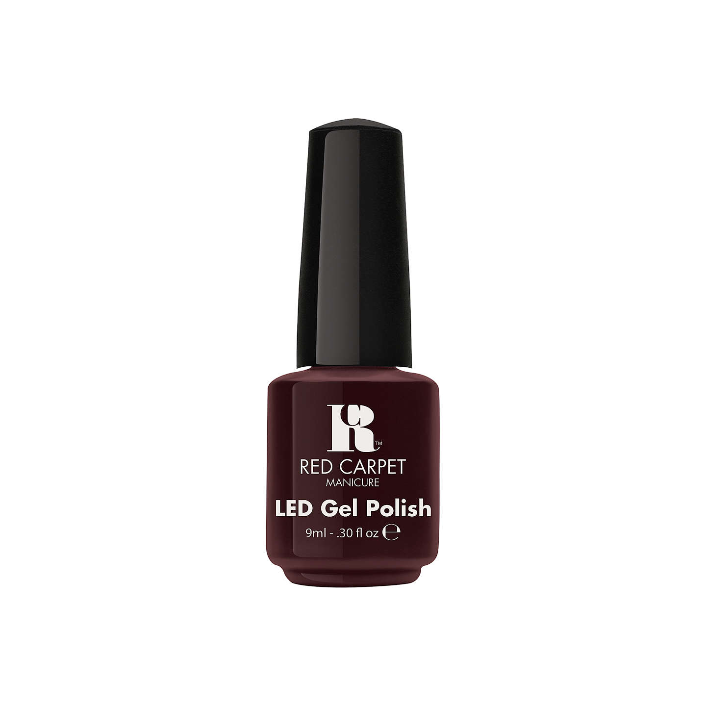Red Carpet Manicure LED Gel Nail Polish Yellow, Orange